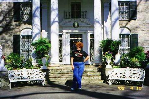 Regina at Graceland