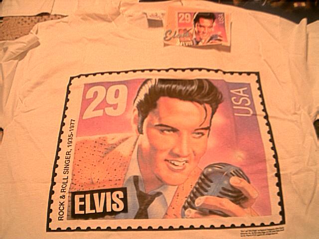 Regina's Elvis T-Shirts